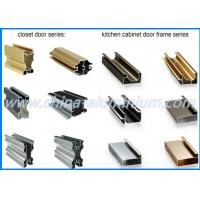Quality High Quality Aluminium Profiles for Kitchen Cabinet Door Frame for sale