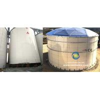 Quality Durable Bolted Steel Tanks With More Than 30 Years Service Life Adhesion 3,450N/cm for sale