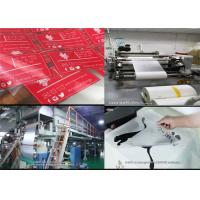 Quality High Quality Matte Cold Peel Heat Transfer Film At Competitive Prices For Screen Printing With Plastisol Heat Transfers for sale