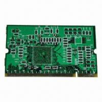 China Wireless LAN Card Multilayer PCB for Notebook on sale