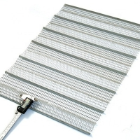 China Building materials galvanized steel ribs on sale