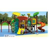 Quality Best Selling  Children  Outdoor Playground Equipment Kids Amusement Park Outdoor Playground with  Slide for sale