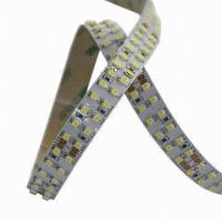 Quality 2 ROW 3528 SMD LED strip light 240pcs/meter for sale