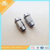 China Factory Directly Supply Gr5 Titanium Wheel Lug Nuts