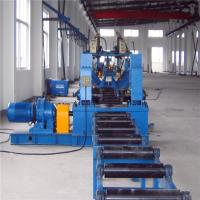 Buy cheap T / I / H Beam Automatic Welding for Steel Structure Assembly and Welding and from wholesalers