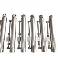 Quality Single Acting Hydraulic Cylinder / Stainless Steel Hydraulic Cylinders for sale