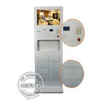 Quality Cell Phone Charging Kiosk Digital Signage Touch Screen , Totem Digital Signage for sale