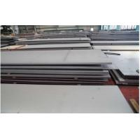 Quality Duplex Stainless Steel Grades ASTM Plate Material S31803 for Shipbuilding for sale