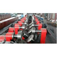 Quality Automatic Change Size CZ Purlin Roll Forming Machine With 15 Groups Main Rollers for sale
