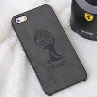Quality World cup Golden ball award leather iphone case TJ0101 for sale