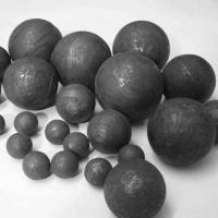 Quality Hot Rolling Forged HRC 60 -68 Grinding Steel Ball for sale