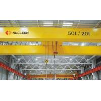 China High quality electric double girder 10 ton 20 ton overhead crane low price for sale on sale