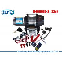 Quality 12V 24V Electric Winch 2000lbs - 20000lbs Rated Line Pull Patent Clutch Structure Winch for sale