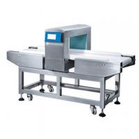 Quality 25 Meter / Mins Conveyor Belt Metal Detector For Food , Plastic , Chemical Industry for sale