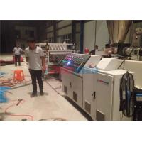 Plastic Co Extrusion Double Layer Roll Forming Machine For Roof Tile Sound Insulation