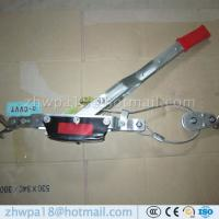 Quality Best price Hand Winch Puller Cable  Wire rope puller for sale