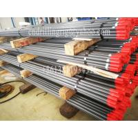 China High Performance Integral Drill Steel , Integral Drill Rods Small Hole Drilling on sale