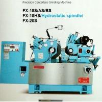 Quality Precision centerless grinding machine FX-18S for diameter 1-60 mm different shape work piece outer surface grinding for sale