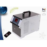 Quality 3A Fuse Aquaculture Ozone Generator 5000mg/Hr For Air Water Treatment Remote Control for sale
