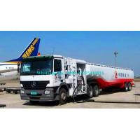 Quality Howo 46000L 35000L Special Purpose Truck Aircraft Refueler Trucks 380hp Engine Power: for sale
