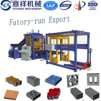 China Hot sale hollow cement block brick making machine for sale price in kerala usa on sale