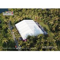 Quality 15x50m Large Clear Span Tent for Outdoor Car Racing Sport Events for sale