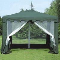 Quality Deluxe Screen Gazebo, Made of Polyester with PA Coating and PE Netting Cover for sale