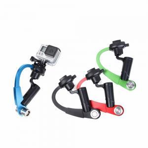 Quality Aluminum Ligweight GoPro Stabilizer Handheld Steadicam For Go Pro Hero 4 3+ 4 Session SJCAM SJ4000 Xiaomi yi 4K Camera for sale