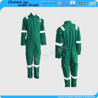 Quality OEM EN1149 Protective Conductive ESD Static-Free Anti-Static Coverall for sale