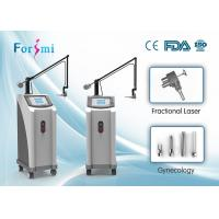 Quality Fractional CO2 laser machine mainly for any skin problems solved for sale