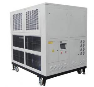 Industrial Air Cooled Chiller Unit for Mould Cooling 3N - 380V 50HZ Power