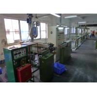 Quality Industrial Pvc Cable Extruder Machine , Electric Wire Manufacturing Plant for sale