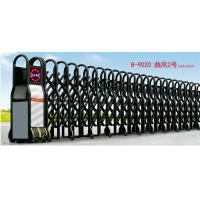 Aluminun alloy material automatic stretching gate