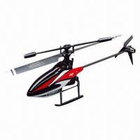 Quality New F-Series 10-inch 2.4GHz 4CH Single Blade RC Helicopter with Servo Gyro/LCD Radio/MJX/Toy for sale