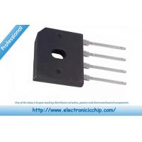 Quality GBU601 Bridge Rectifier Diode 6.0A Glass Passivated 100V with GBU package for sale