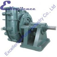 Quality Wear-Resistant Horizontal Centrifugal Slurry Pump , Large Capacity for sale