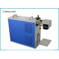Quality Plastic PCB Board Paper Portable Laser Etching Machine , Co2 Marking Machine With Laptop for sale
