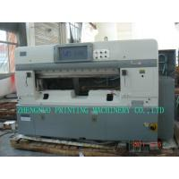 Quality Hydraulic Guillotine for Paper (K-920CD) for sale