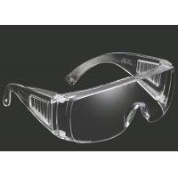 China Laboratory Tattoo Accessories  Clear Safety Goggles Impact Resistant Polycarbonate Lens on sale