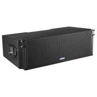 Quality 2*12 inch por passive three way line array speaker system LAV12 for sale