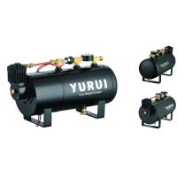 Quality Various Functions 2 In 1 Portable Compressed Air Tank For Inflation And Car Horns for sale