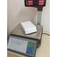 Quality Barcode lable scale/TP-16L/LED/four screen/double display for sale