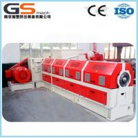 Quality plastic single screw extruder for sale