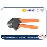 Quality Mini Terminal Crimping Tool 26-16 AWG Non insulated Tabs And Receptacles for sale