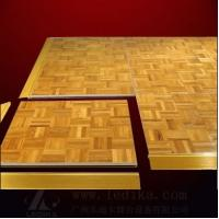 Quality High-grade teak stage floor for sale