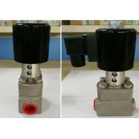 Quality Low Temperature Rexroth Solenoid Valve Stainless Steel For Cryogenic Equipment for sale