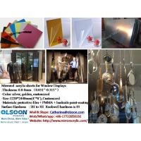 Quality Mirror Perspex for Window Displays for sale