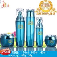 Quality china factory sell  cosmetic toner astringent firming lotion facial mist  glass package bottle 120ml 100ml 40ml 50g 30g for sale