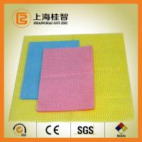 Quality Multi Purpose Non Woven Cleaning Cloth Nonwoven Wipes Super Absorbent for sale