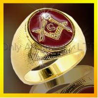Quality wholesale china fashion 925 sterling silver masonic ring for sale